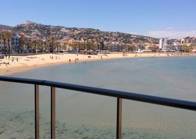 Vistas Habitación Doble Frente al Mar - Peñiscola