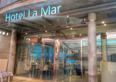Fachada Hotel Boutique La Mar - Peñiscola