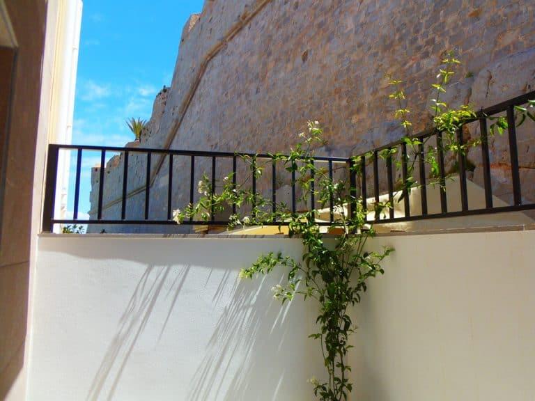 Suite con vistas al Castillo de Peñiscola