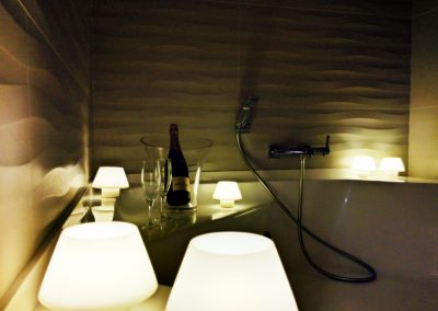 Suites con jacuzzi Hotel Boutique la Mar