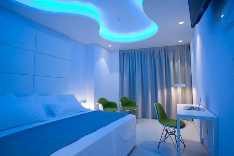 Suites con jacuzzi Hotel Boutique la Mar