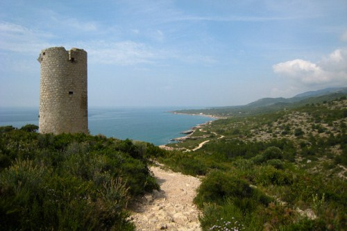 Torre Badum Peñíscola