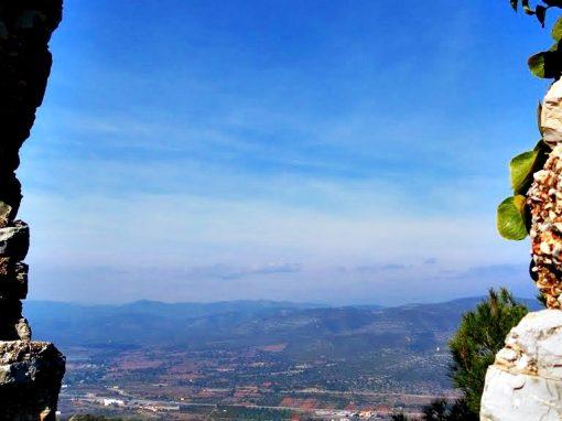 Vistas desde el Castillo de Xivert